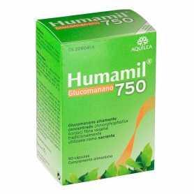 Humamil Glucomanano 750 MG 90 Cápsulas