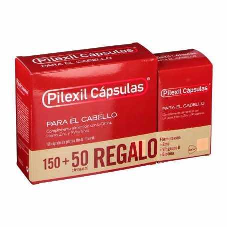 Pilexil 150 Cápsulas + 50 De Regalo