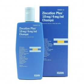 ISDIN ZINCATION PLUS 10MG/4MG/ML CHAMPU 200 ML