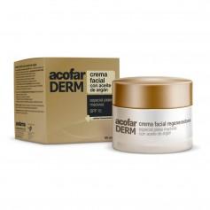 Acofarderm Crema Facial Con Aceite De Argán SPF15 50 ML