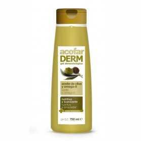 Acofarderm Gel De Aceite De Oliva + Omega 6 750 ML