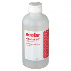 Acofar Alcohol 96° Reforzado 250 ML