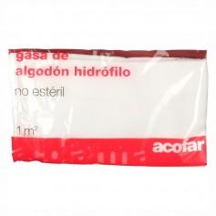Acofar Gasa De Algodón Hidrófilo No Estéril 1 m2