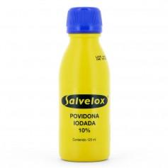 Salvelox Povidona Iodada 10% 125 ML