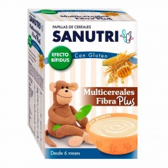 Sanutri Multicereales fibra Plus 600 GR