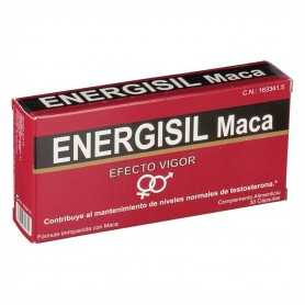 Energisil Maca Efecto Vigor 30 Cápsulas