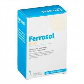 Ferrosol Gotas 30 ML