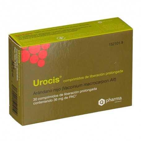 Urocis 30 Comprimidos