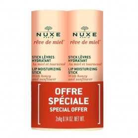 Duplo Nuxe Reve De Miel Stick De Labios 2x4 GR
