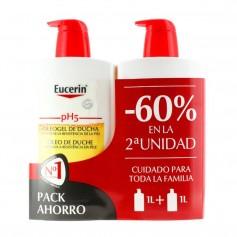 Duplo Eucerin pH5 Oleogel De Ducha 2x1L