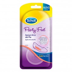 Scholl Party Feet Gel Activ Apoyo Arco Del Pie 2 U
