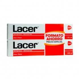 Duplo Lacer Pasta Dental 2X125 ML