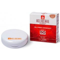 HELIOCARE COLOR OIL FREE COMPACT SPF50 LIGHT 10 GR