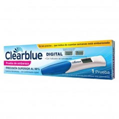 Clearblue Digital Test Embarazo 1 Prueba