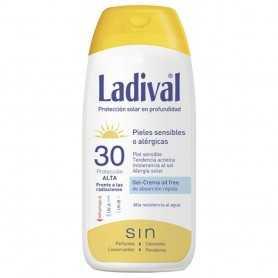 Ladival Piel Sensible O Alérgica Gel Crema Solar SPF30 200 ML