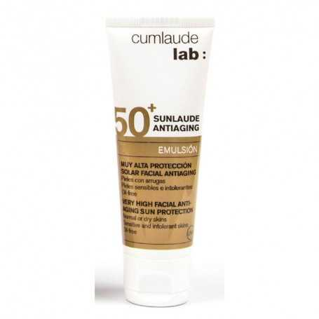 CUMLAUDE SUNLAUDE SPF50+ ANTIAGING EMULSION 50 ML