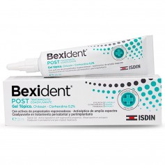 ISDIN BEXIDENT POST GEL TOPICO 25 ML