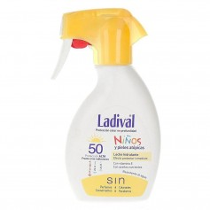 LADIVAL NIÑOS SPRAY LECHE HIDRATANTE SPF50 200 ML