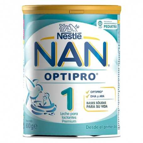 Nan 1 Optipro Leche Lactantes 800 GR