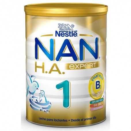NAN 1 Expert H.A. Leche Lactantes 800 GR