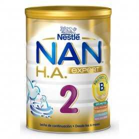Nestle Nan 2 Expert Ha 800 GR