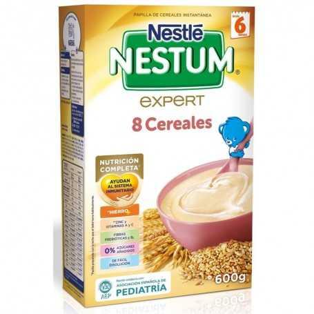 Nestum Expert 8 Cereales 600 GR