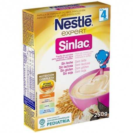 Nestle Sinlac Expert Cereales 250 GR