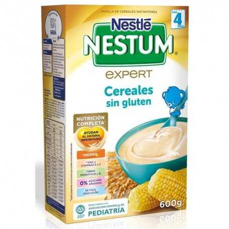 Nestlé Nestum Expert Cereales Sin Gluten 600 GR