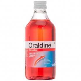 Oraldine Antiséptico 400 ML
