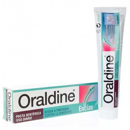 ORALDINE ENCIAS PASTA 125 ML