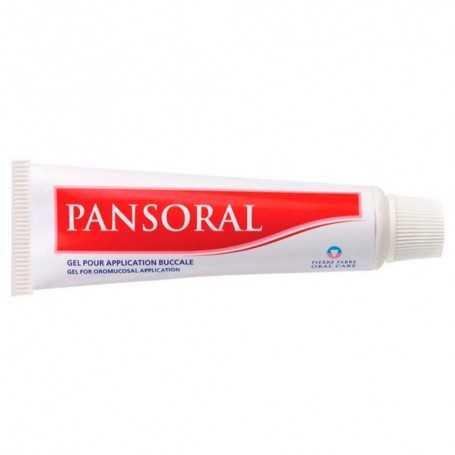 PANSORAL GEL BUCAL 15 ML