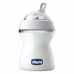 CHICCO BIBERON NATURAL FEELING +4 MESES 250 ML
