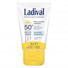 Ladival Gel Crema Facial SPF50+ 50 ML