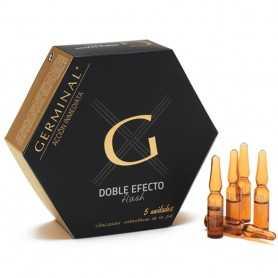Germinal Acción Inmediata Doble Efecto Flash 5 Ampollas