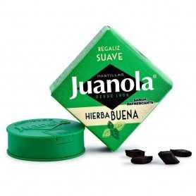 JUANOLA HIERBABUENA PASTILLAS 5,4 GR