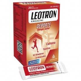 LEOTRON ENERGIA RAPIDA SOBRES 20X2 GR