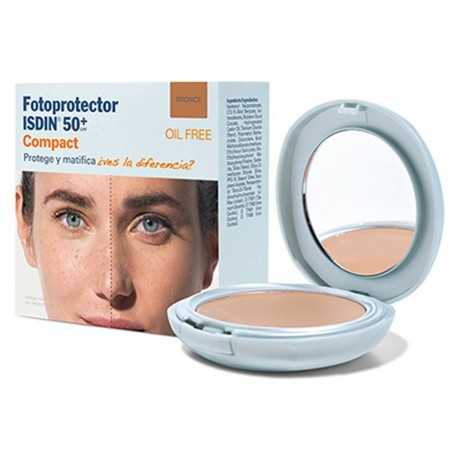 ISDIN FOTOPROTECTOR COMPACT SPF50+ BRONCE 10 GR