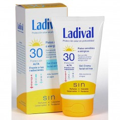 LADIVAL GEL CREMA FACIAL SPF30 75 ML
