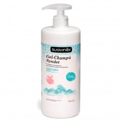 SUAVINEX GEL CHAMPU SYNDET 750 ML