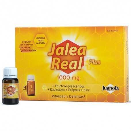 JUANOLA JALEA REAL PLUS 14X1000 MG