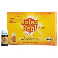 JUANOLA JALEA REAL PLUS 14X1000 MG