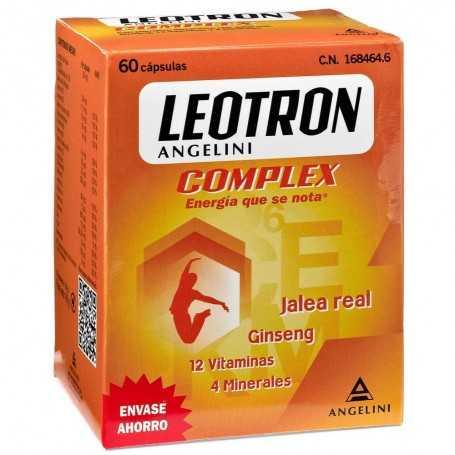 LEOTRON COMPLEX 60 CAPSULAS