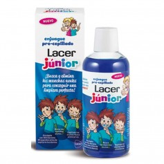 LACER ENJUAGUE PRECEPILLADO 500 ML