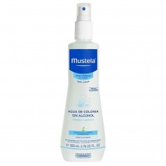 Mustela Piel Normal Agua Colonia Sin Alcohol 200 ML