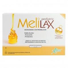 Aboca Melilax Pediátrico 6 Microenema 5 GR