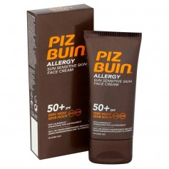 Piz Buin Allergy SPF50+ Crema Facial 50 ML