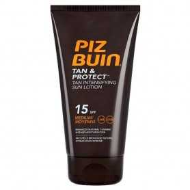 PIZ BUIN TAN & PROTECT SPF15 LOCION 150 ML