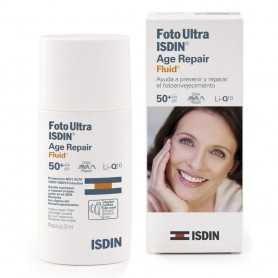 Isdin Fotoultra Age Repair Fluid SPF50+ 50 ML