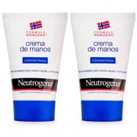 Duplo Neutrogena Manos Concentrada 2X50 ML