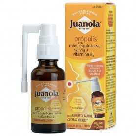 Juanola Própolis Con Miel, Equinácea, Salvia Y Vitamina B3